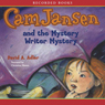 Cam Jansen and the Mystery Writer Mystery (Unabridged) Audiobook, by David Adler