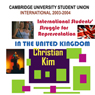 Cambridge University Student Union International 2003-2004: International Students Struggle for Representation in the United Kingdom (Unabridged) Audiobook, by Christian Kim