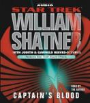Captains Blood: Star Trek Audiobook, by William Shatner