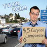 Carpool Companion Audiobook, by Tyler Boeh