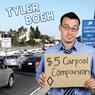 Carpool Companion, by Tyler Boeh
