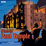 A Case for Paul Temple (Unabridged) Audiobook, by Francis Durbridge