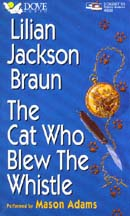 The Cat Who Blew the Whistle Audiobook, by Lilian Jackson Braun