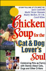 Chicken Soup for the Cat & Dog Lovers Soul Audiobook, by Jack Canfield