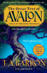 Child of the Dark Prophecy: The Great Tree of Avalon (Unabridged), by T.A. Barron
