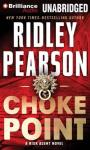Choke Point: A Risk Agent Novel, Book 2 (Unabridged) Audiobook, by Ridley Pearson