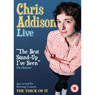 Chris Addison Live Audiobook, by Chris Addison