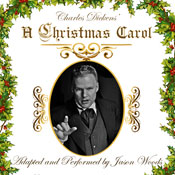 A Christmas Carol: Adapted & Performed by Jason Woods, Volume 1, by Charles Dickens