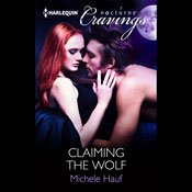 Claiming the Wolf (Unabridged) Audiobook, by Michele Hauf