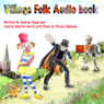 Clarissa the Clown and The Village Folk (Unabridged) Audiobook, by Andrew Segal