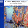 Classic American Poetry (Unabridged), by Longfellow