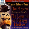 Classic Tales of Fear, by Edgar Allan Poe
