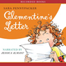 Clementines Letter (Unabridged) Audiobook, by Sara Pennypacker