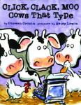 Click Clack Moo: Cows That Type (Unabridged) Audiobook, by Doreen Cronin