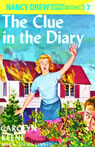 The Clue in the Diary: Nancy Drew Mystery Stories 7 (Unabridged) Audiobook, by Carolyn Keene