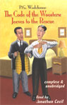 The Code of the Woosters: Jeeves to the Rescue (Unabridged), by P. G. Wodehouse