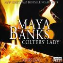 Colters Lady: Colters Legacy, Book 2 (Unabridged) Audiobook, by Maya Banks
