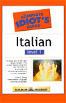 The Complete Idiots Guide to Italian, Level 1 Audiobook, by Oasis Audio