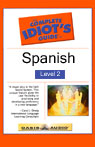 The Complete Idiots Guide to Spanish, Level 2 Audiobook, by Linguistics Team