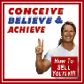 Conceive, Believe, and Achieve Audiobook, by Tony Little