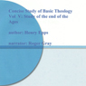 Concise Study of Basic Theology, Vol. V: Study of the End of the Ages (Unabridged), by Henry Harrison Epps