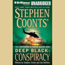 Conspiracy: Deep Black, Book 6 (Unabridged) Audiobook, by Stephen Coonts
