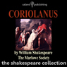 Coriolanus (Unabridged) Audiobook, by William Shakespeare