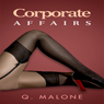 Corporate Affairs: Erotic Romance Novella (Unabridged) Audiobook, by Q. Malone
