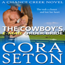The Cowboys E-Mail Order Bride: The Cowboys of Chance Creek Book 1 (Unabridged) Audiobook, by Cora Seton