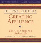 Creating Affluence (Unabridged) Audiobook, by Deepak Chopra