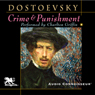 Crime and Punishment (Audio Connoisseur Edition) (Unabridged) Audiobook, by Fyodor Dostoevsky