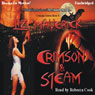 Crimson and Steam: Crimson Series, Book 8 (Unabridged) Audiobook, by Liz Maverick