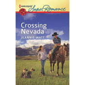 Crossing Nevada (Unabridged) Audiobook, by Jeannie Watt