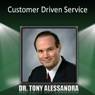 Customer-Driven Service Audiobook, by Dr. Tony Alessandra