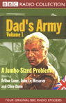 Dads Army, Volume 1: A Jumbo-Sized Problem, by Jimmy Perry