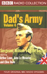 Dads Army, Volume 4: Sergeant Wilsons Little Secret Audiobook, by Jimmy Perry