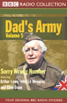 Dads Army, Volume 5: Sorry Wrong Number Audiobook, by Jimmy Perry