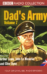 Dads Army, Volume 7: Dont Forget the Diver Audiobook, by Jimmy Perry