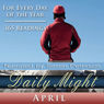 Daily Might: April: A Reading for Each Day in April Audiobook, by Simon Peterson