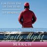 Daily Might: March: A Reading for Each Day in March, by Simon Peterson