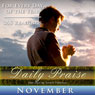 Daily Praise: November: A Prayer of Praise for Every Day of the Month Audiobook, by Simon Peterson