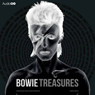 The David Bowie Treasures (Unabridged) Audiobook, by Mike Evans