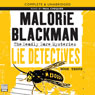 The Deadly Dare Mysteries Book 3: Lie Detectives (Unabridged), by Malorie Blackman