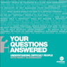 Dealing Effectively with Difficult People: Your Questions Answered (Unabridged) Audiobook, by Nancy Slessenger