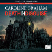 Death in Disguise (Unabridged), by Caroline Graha