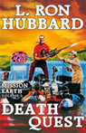 Death Quest: Mission Earth, Volume 6 Audiobook, by L. Ron Hubbard