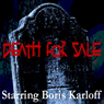 Death For Sale (Dramatised), by Unspecified