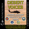 Desert Voices (Unabridged), by William H. Labarge