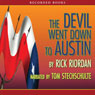 The Devil Went Down to Austin: A Tres Navarre Mystery, Book 4 (Unabridged), by Rick Riordan