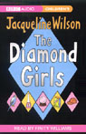 The Diamond Girls (Unabridged) Audiobook, by Jacqueline Wilson